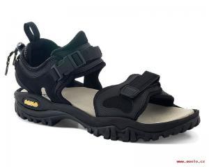Sandále Asolo SCRAMBLER čierne