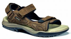 Sandále Asolo Metropolis 519 hnedá