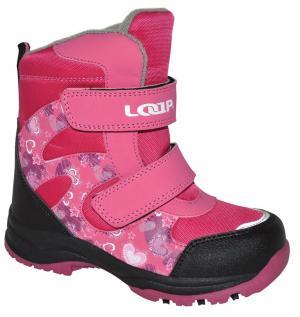 Detské zimné topánky Loap