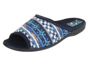 Dámske papuče s otvorenou špičkou Adanex