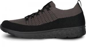 Pánske športové topánky NORDBLANC Kicky tmavo hnedé