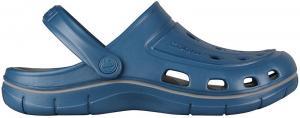 Coqui Pánske šľapky Jumper 6351 Niagara blue/Grey 102443 44