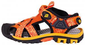Detské letné topánky Alpine Pro