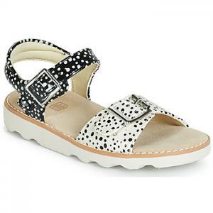 Sandále Clarks  Crown Bloom T