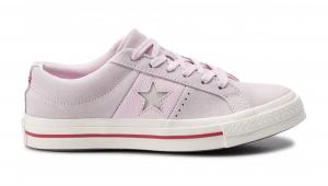 Converse One Star OX ružové 163194C - vyskúšajte osobne v obchode