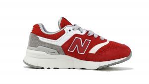 New Balance PR997HDS červené PR997HDS - vyskúšajte osobne v obchode