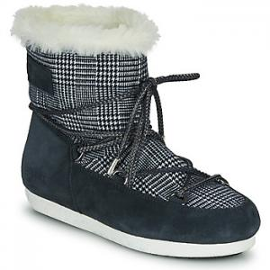 Obuv do snehu Moon Boot  MOON BOOT FAR SIDE LOW FUR TARTAN