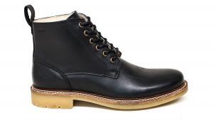 Makia Avenue Boot čierne M90002_999 - vyskúšajte osobne v obchode