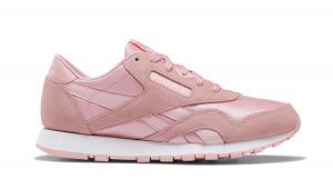 Reebok Classic Nylon Squad Pink Pink Glow ružové DV7047 - vyskúšajte osobne v obchode