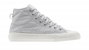 adidas Nizza Hi RF šedé EE5606 - vyskúšajte osobne v obchode