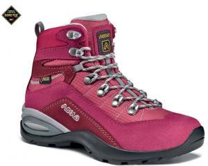 Detské topánky Asolo Enforce GV JR redbud/oxblood/A172