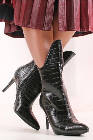 Čierne čižmy Isabel #1 small