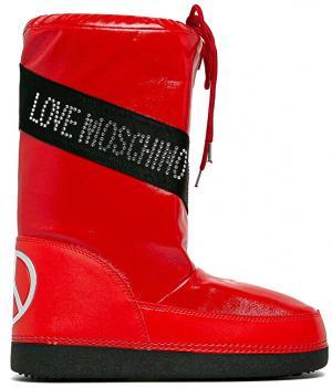 Love Moschino Dámske snehule JA24022G1BIW 1500 35-36