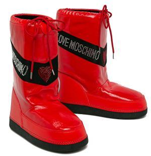 Love Moschino Dámske snehule JA24022G1BIW 1500 35-36 #1 small
