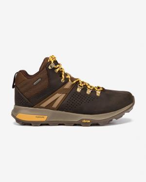 Merrell Zion Peak Členkové topánky Hnedá