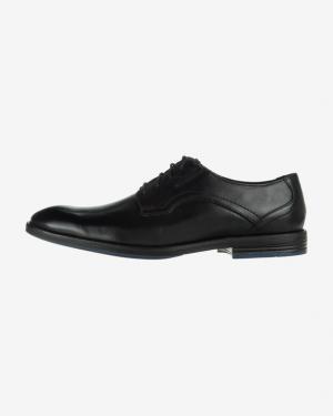Clarks Prangley Walk Spoločenská obuv Čierna