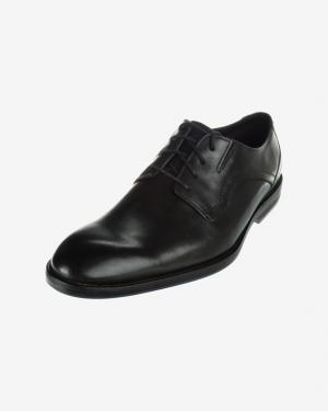 Clarks Prangley Walk Spoločenská obuv Čierna #1 small
