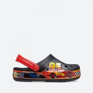 Crocs Fun Lab Disney and Pixar Cars 206472 BLACK