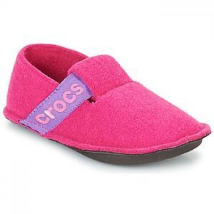 Crocs  Papuče CLASSIC SLIPPER K  Ružová
